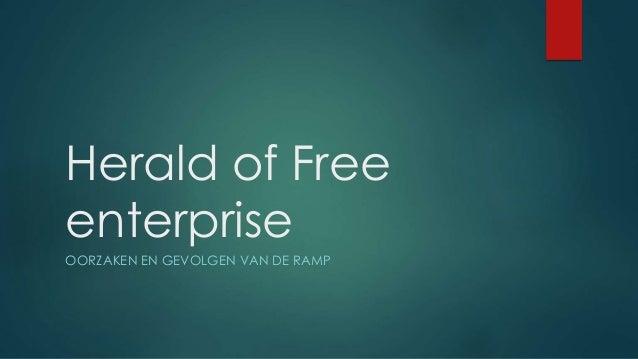 Herald of free enterprise