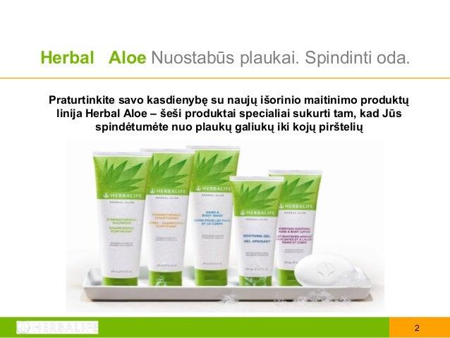 Herbal aloe_tinka kiekvienam Slide 2