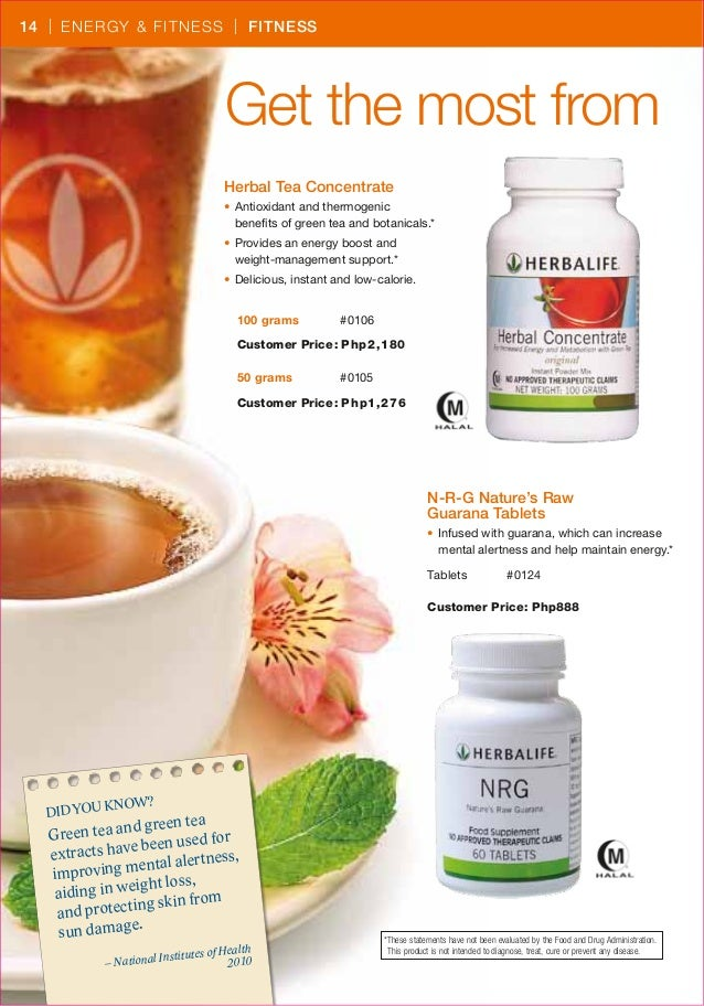Herbalife Independent Distributor Energy Nutrition Weight Manag