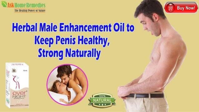 Natural way to keep penis strong