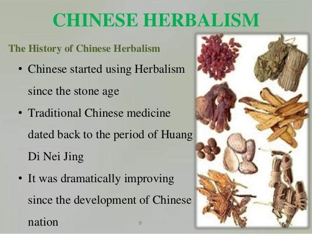case study herbal medicine