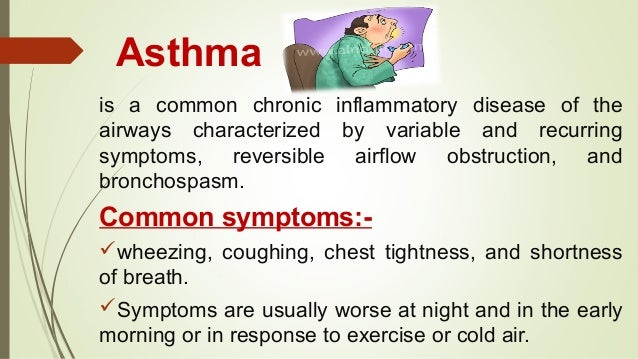 Herbal Medicine for Treatment of Asthma