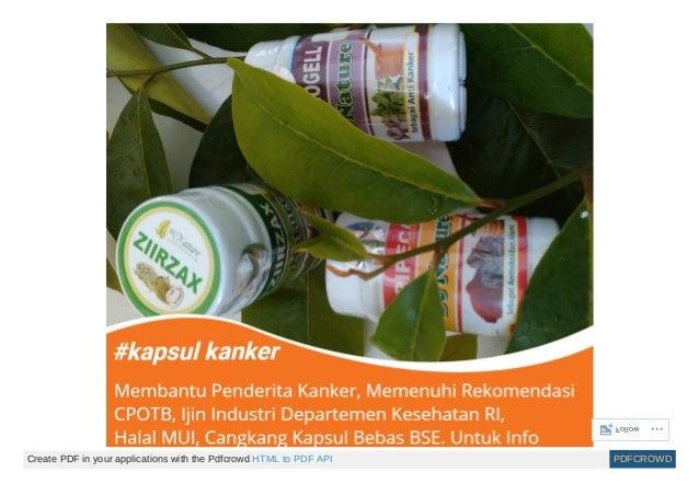 Herbal mengobati kanker payudara