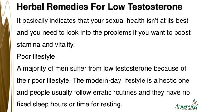 testosterone indications
