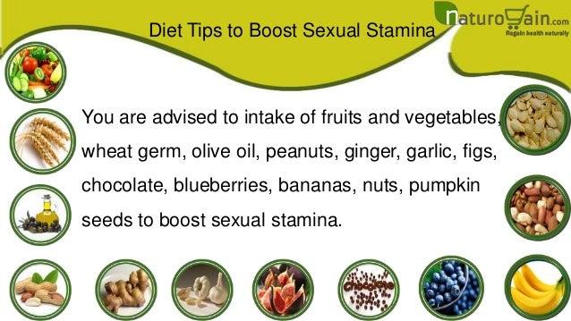 Ways to build sexual stamina