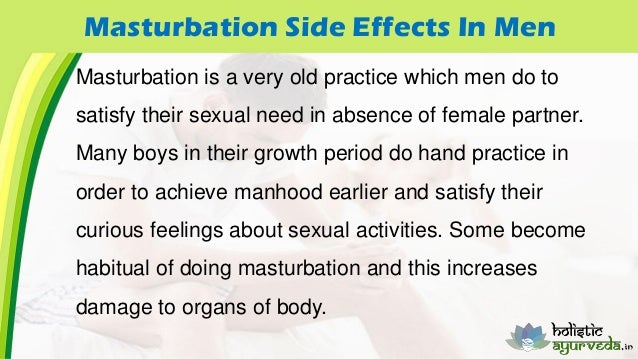 effects of sexual frustration in men