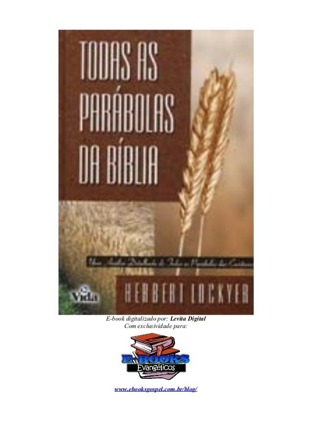 E-book digitalizado por: Levita Digital      Com exclusividade para:   www.ebooksgospel.com.br/blog/