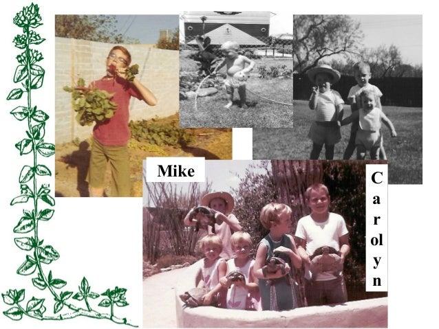 Herb Gardening in the Low Desert Slide 2