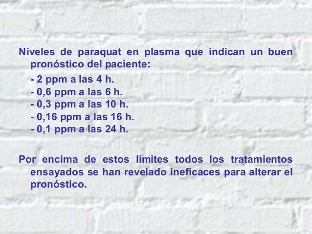 DIAGNÓSTICO DE LA INTOXICACIÓN POR HERBICIDAS BIPIRIDILOS PRUEBA DE LA DITIONITO EN ORINA (CUALITATIVA) 5 CC DE ORINA + 0,...