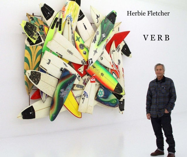 "Herbie Fletcher ""VERB"""