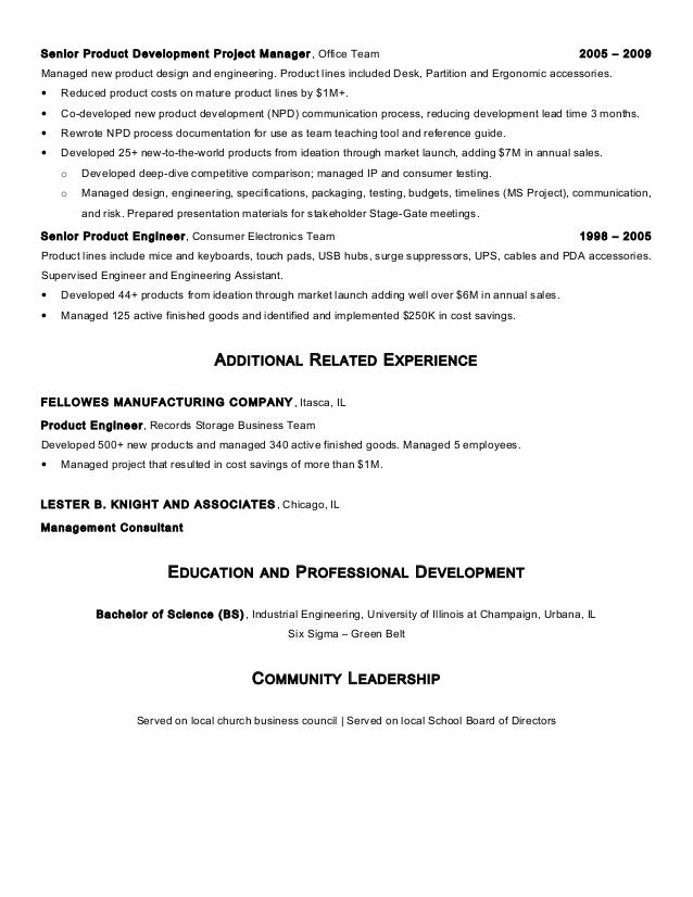 Manufacturing Engineer CV   rne  i   VisualCV   zge  mi     rnekleri     VisualCV