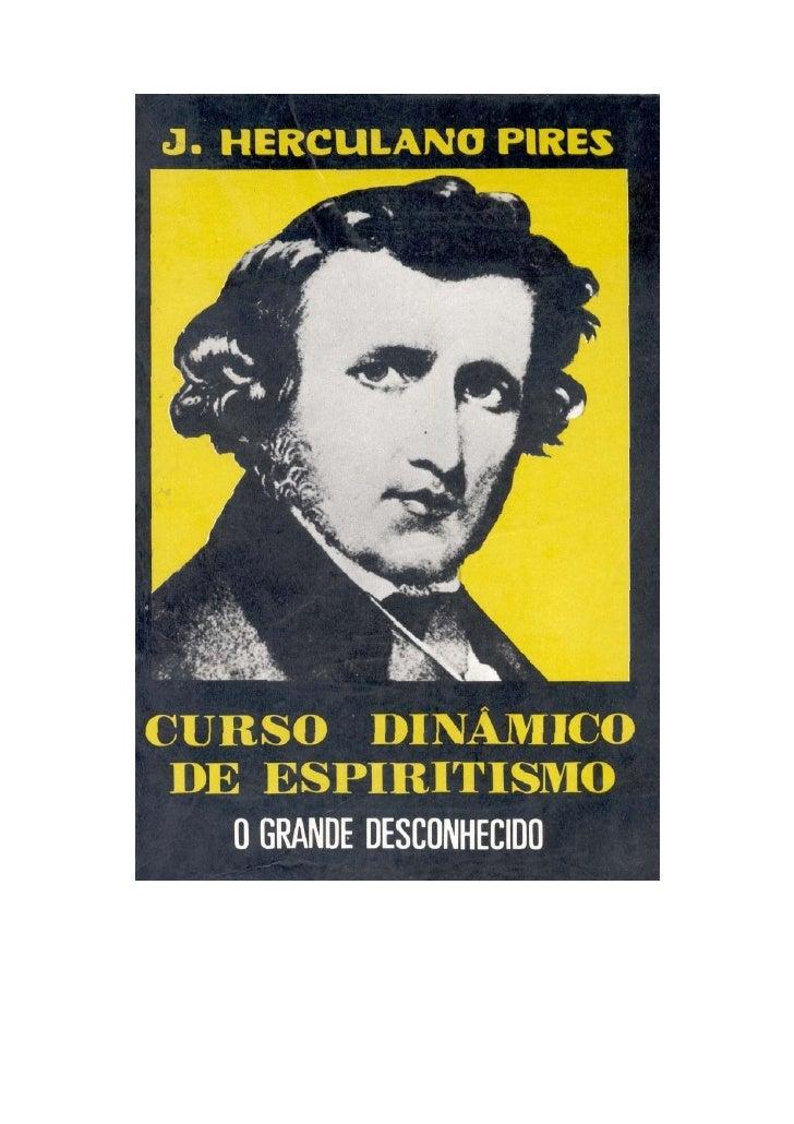Herculano pires curso dinamico de espiritismo-.-ww w