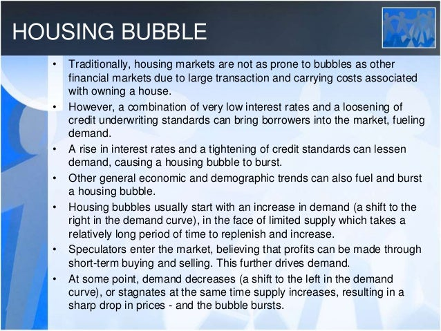 Herd behaviour and the housing bubble and collapse