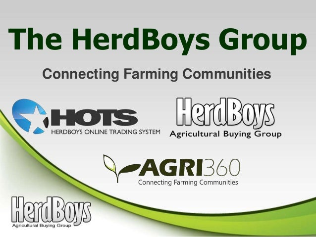 The HerdBoys Group Connecting Farming Communities