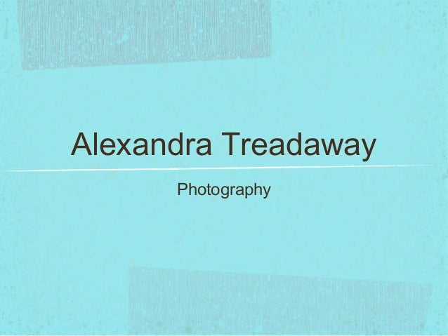 Alexandra Treadaway Photography