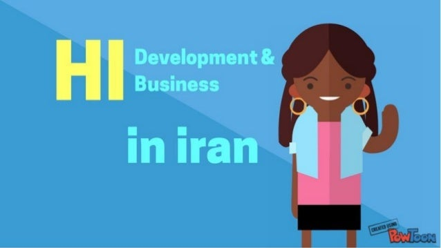 Here are 4 ways to better sales in iran