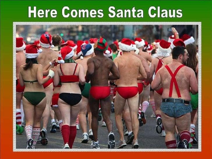 PowerPoint Show by Emerito Music: Here Comes Santa Claus – Gene Autry http:// www.slideshare.net/mericelene