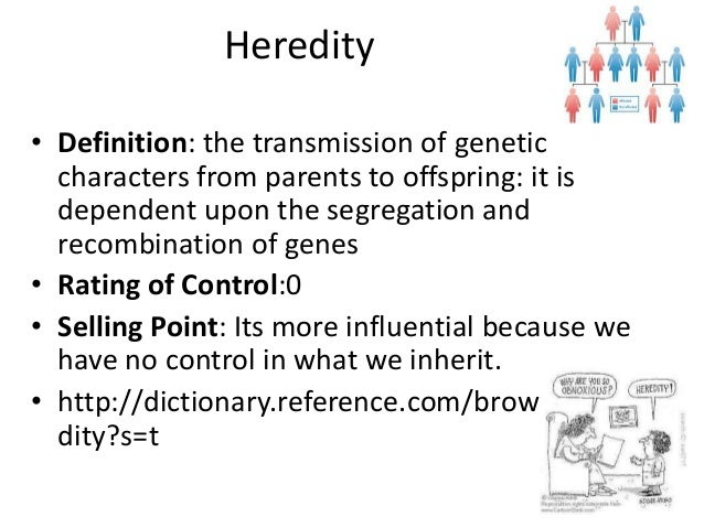 Facts About Heredity For Kids