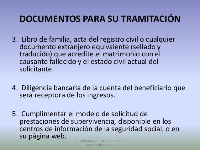 Herencia econom a y duelo - Oficina para la tramitacion del dni y pasaporte espanol pamplona ...