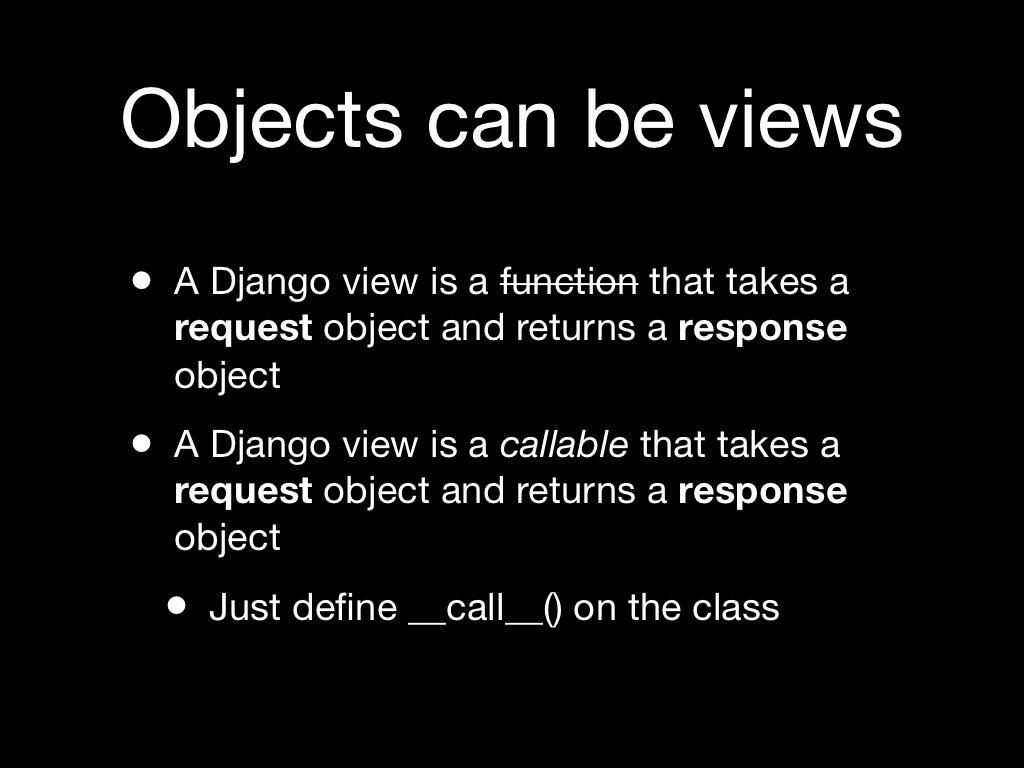 from django.http import HttpResponse class
