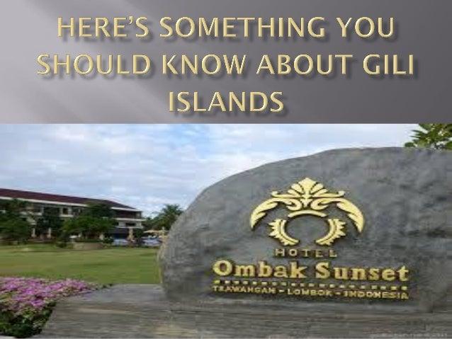  The Gili Islands, Bali consist of three small, wonderful exotic heaven islands: Gili Trawangan, Gili Meno and Gili Air. ...