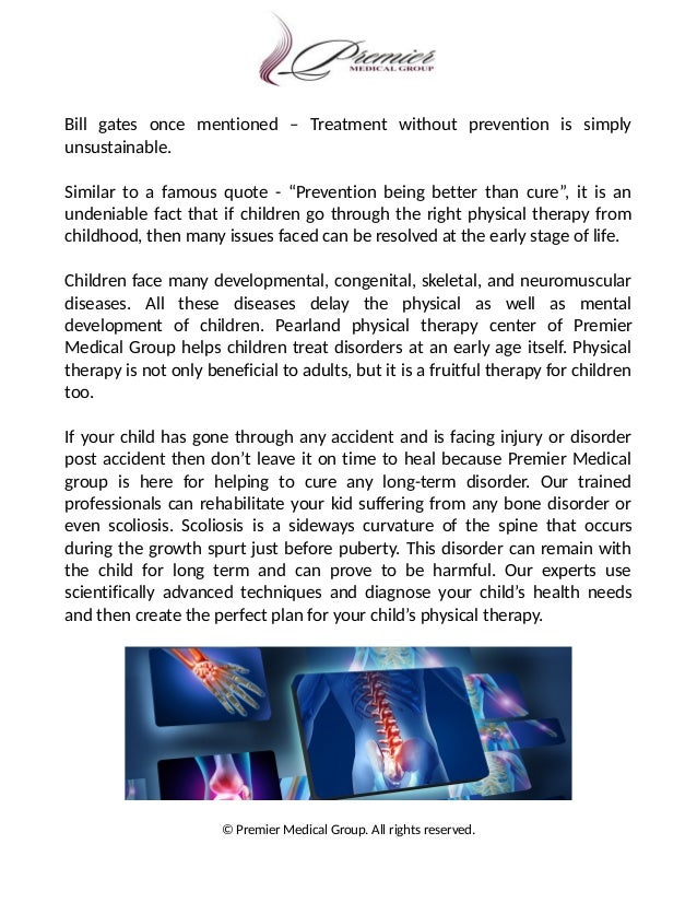 Heres Why Physical Therapy Is Recommended For Children
