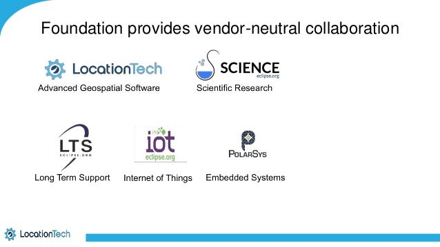 Foundation provides vendor-neutral collaboration