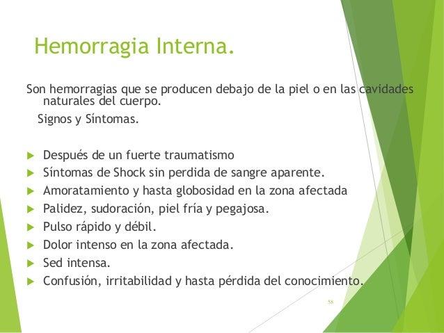 Heridas lesiones y hemorragias for Trabajo de interna en barcelona