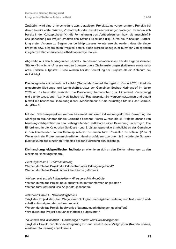 Gemeinde Seebad HeringsdorfIntegriertes Städtebauliches Leitbild                                                       12/...