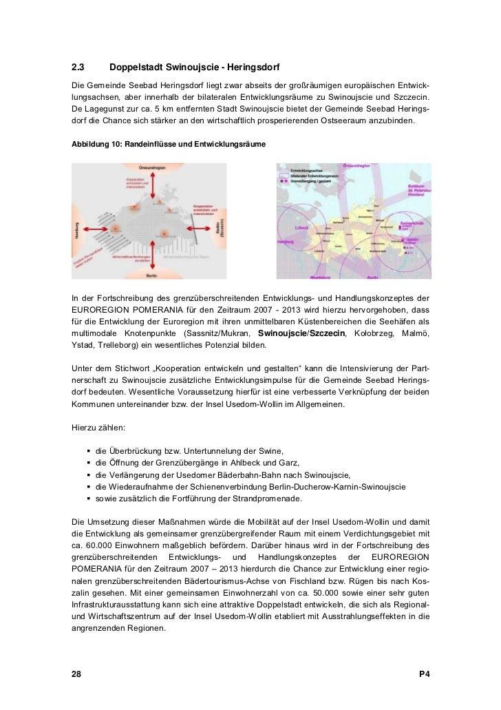 Abbildung 13: Potenzielle Regionale Verflechtungsbereiche 2020 (schematische Darstellung)Die Gestaltung einer gemeinsamen ...