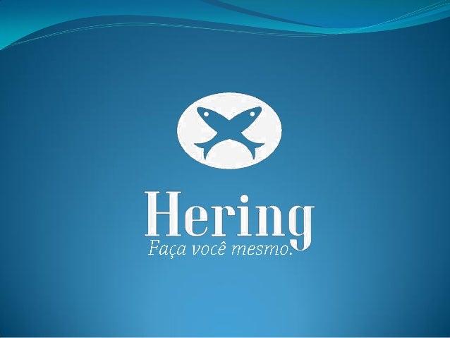 Fundada pelos irmãos alemães Bruno e Hermann Hering em 1880, a Cia. Hering é uma das mais antigas companhias brasileiras a...