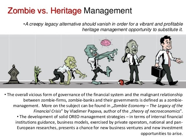 Crisis' Heritage Management - New Business Opportunities Out of the F…
