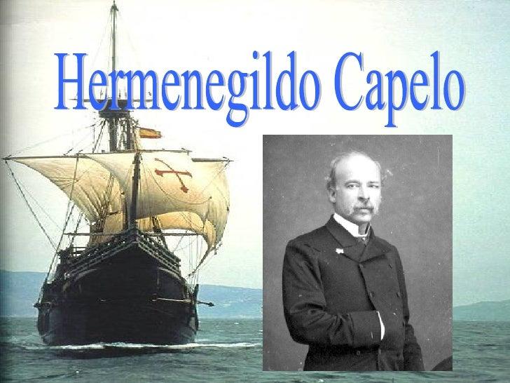 Hermenegildo Capelo