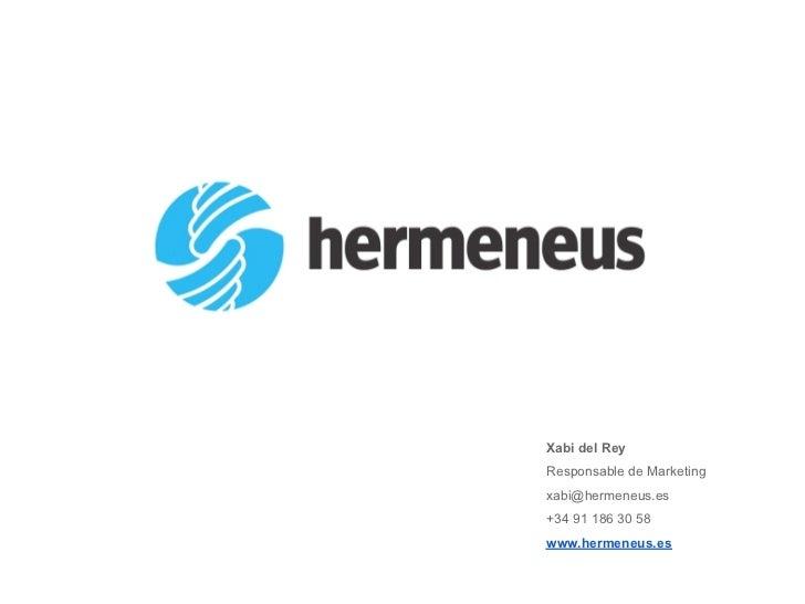 ¿Qué es Hermeneus?