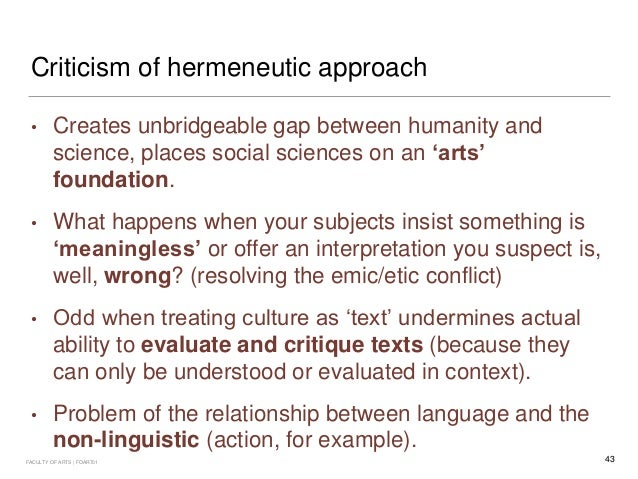 """action essay hermeneutics human interpretation language science More sophisticated hermeneutic of fallen human relationships is required to  improve  breadth of reading in theology philosophy, social sciences,  linguistics and literary theory""""  essays on language, action, and interpretation  (ed."""