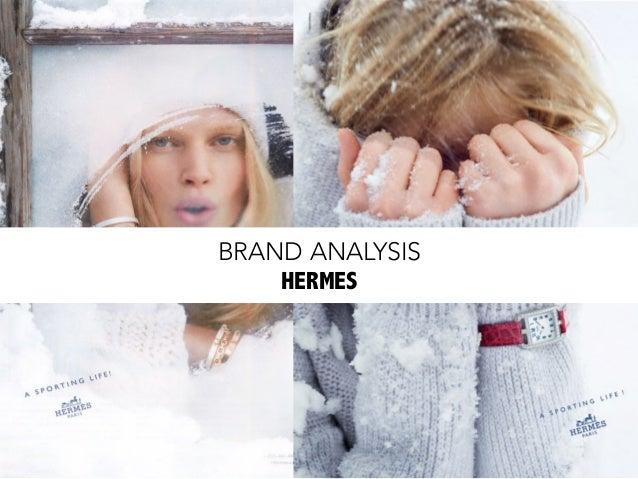 BRAND ANALYSIS HERMES