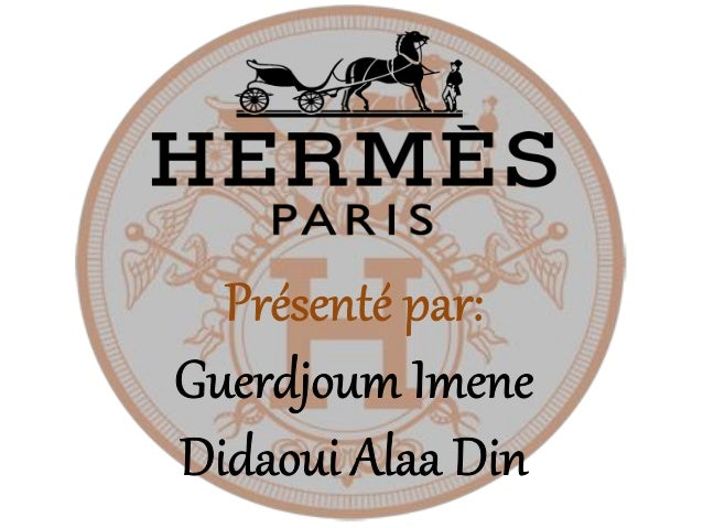 Hermès est une société française œuvrant dans la conception, la fabrication et la vente de produits de luxe, notamment dan...