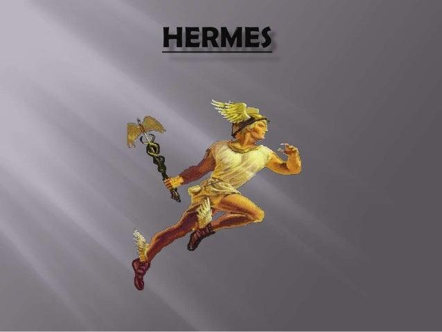    Era un dios del Olimpo griego en la religión y la    mitología , hijo de Zeus y de la Pléiade Maia . Él era el    segu...