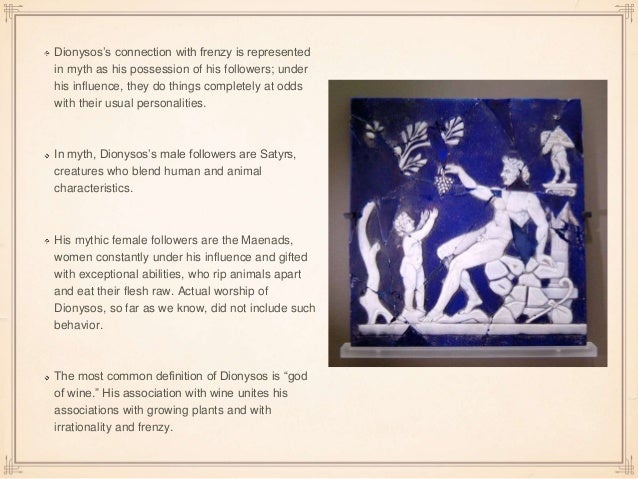apollo and dionysos what they are and how they are combined in tragedy by nitezsche In the birth of tragedy, nietzsche describes the dionysian and the apollonian as opposed forces in art what did nietzsche say about apollo and dionysus say that they are similar however, we would find more similarities if we asked about nietzsche's structure of consciousness.