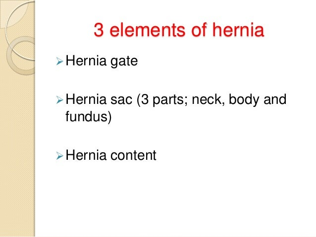 """Assessment of inguinal hernia (Symptom of the """"cough push"""""""