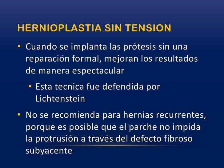 Anatomía de la hernia inguinal<br />Los sacos de una hernia inguinal directa no están contenidos por la aponeurosis del mú...