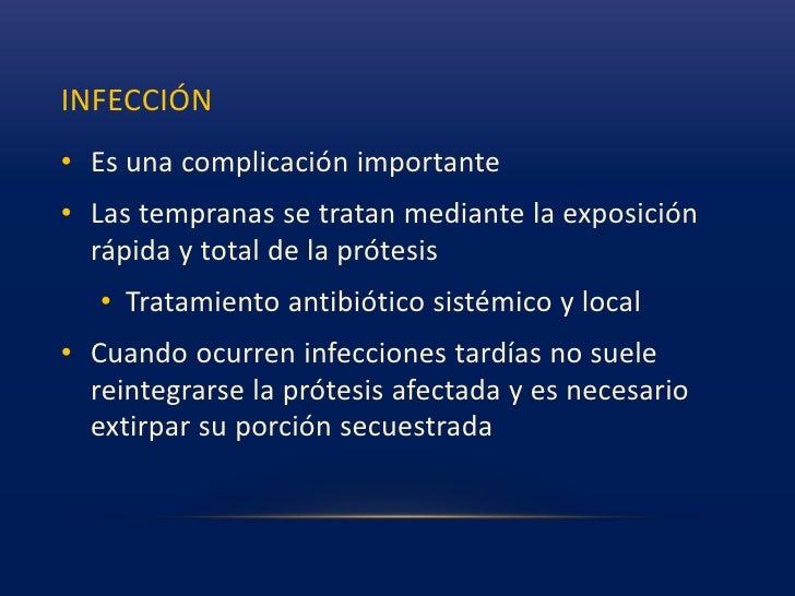 Complicaciones<br />Las dos complicaciones, aunque raras son:<br />Orquitis isquémica: con su atrofia testicular <br />Neu...