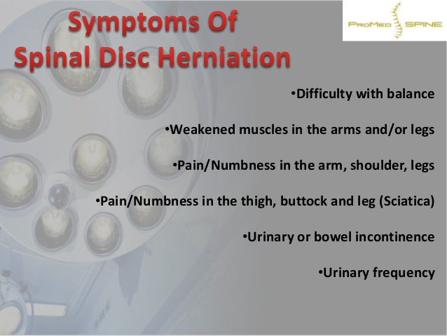 herniated disc treatment, Human body