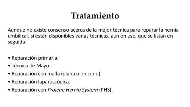 Hernia Umbilical Y Epigastrica