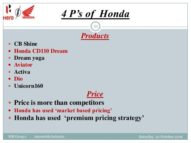 4ps of honda