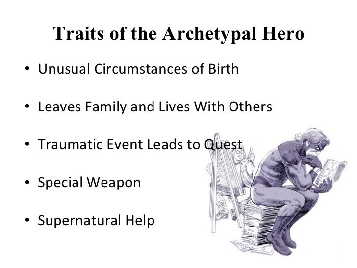 essay on archetypes of hero