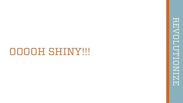 50 OOOOH SHINY!!! REVOLUTIONIZE