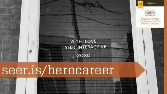 Hero conf   a love story