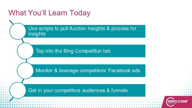 Action Items ● New entrants – Here to stay? Adjust your strategy. Flash in the pan? Play the long game ● Are competitors a...