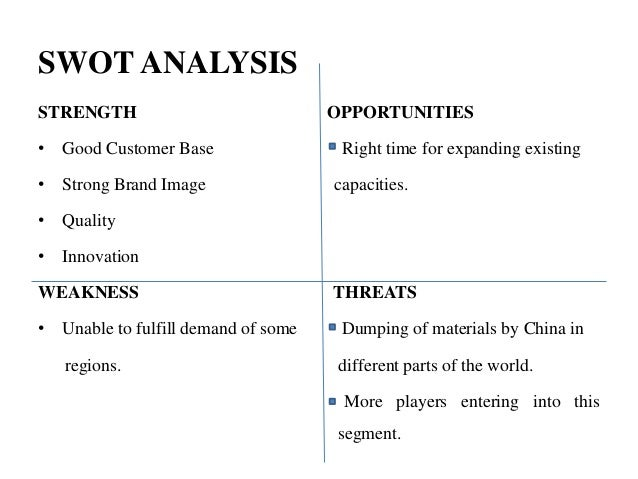 guinness pest and swot A swot analysis can be used to identify strengths and weaknesses inside your  organization and outside of it, and help you plan to build on.